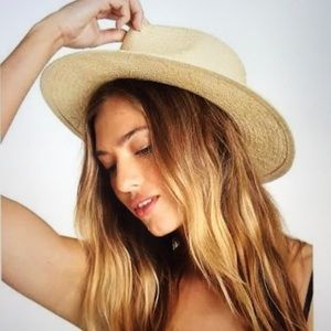 Billabong Women's Be You Straw Hat NWOT